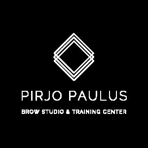 pirjo paulus logo white